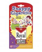 Pryglende cigaretpakke