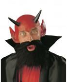 Uhyggeligt djævlesæt voksen Halloween