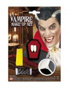Vampyr sminkesæt voksen Halloween