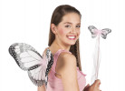 Lyserødt sommerfuglekit