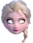 Kartonmaske Elsa Frost™