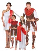 Familie kostume romersk antikt