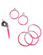 Smykker selvlysende pink