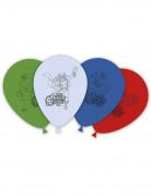 8 latexballoner med Avengers™