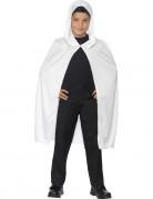 Kappe med hvid hætte barn Halloween