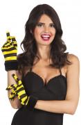 Korte bi handsker - kvinde