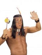 Armbånd indiansk regndans med klokke til voksne