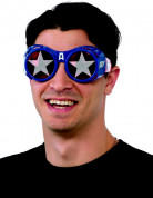 Captain America™-briller voksen