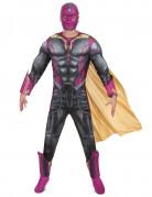 Udklædningsdragt voksen luksus Vision Avengers™ film 2