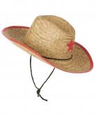 Cowboy hat fra vesten i strå til børn