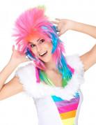 Paryk rocksangerinde flere farver til kvinder