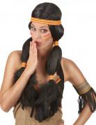 Paryk indianerkvinde til kvinder