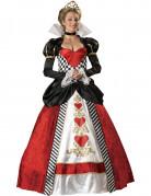 Kostume hjerter dame kvinde - premium