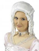 Barok Krave Hvid Blonde Kvinde