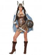 Nordisk vikingekostume til kvinder