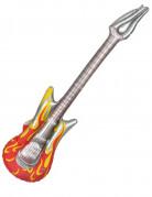 Oppustelig guitar