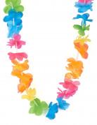 Farverig Hawaii-krans