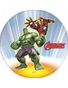 Kagedekoration Hulk og Iron Man Avengers™