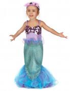 Havfrue - udklædning til børn