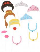 Photobooth kit prinsesse