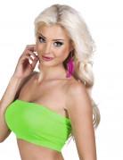 Neon grøn Elastisk top Kvinde