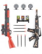 Militær-sæt Legetøjsvåben