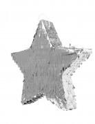 Pinata stjerne sølv