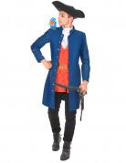 Piratkaptajn kostume til voksne