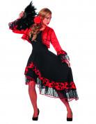 Spansk danser luksus kvinde kostume