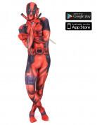 Kostume Morphsuits™ Zapper Deadpool voksen