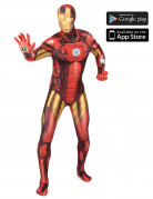 Kostume Morphsuits™ Zapper Iron Man voksen