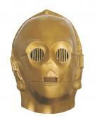 Maske smidig C3PO™ til voksne - Star Wars™