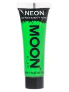 Gel ansigt og krop grøn UV 12 ml Moonglow