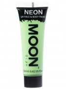 Gel ansigt og krop grøn pastel UV 12 ml Moonglow