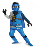 Kostume deluxe Jay Ninjago®- LEGO® børn