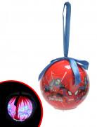 Lysende kugle Spiderman™ 7,5 cm Jul