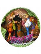 5 Tallerkener Scooby-Doo™ 23cm