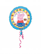 Gurli Gris™ aluminiumsballon - Happy Birthday