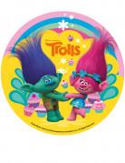 Sukkerdekoration Trolls™ 16 cm.