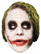 Maske i karton Jokeren™ Dark Knight