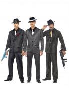Gruppe kostume gangsters til mænd