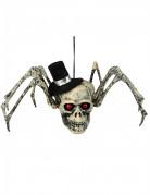 Edderkoppe skelet - Halloween dekoration