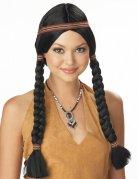 Paryk indianer til kvidner