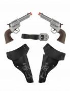 Far-west pistolsøt til børn