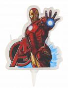 Fødselsdagslys Iron man™ Avengers™