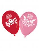 8 latex balloner med Elene fra Avalor™