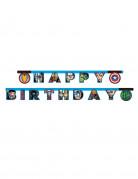 Guirlande Happy Birthday Avengers Mighty™