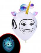 Ballon LED unicorn Illooms®