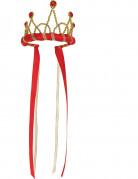 Dronningekrone middelalder til piger