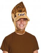 Hovedbeklædning Donkey Kong til voksne